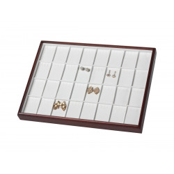 Tray for earrings and jewellery sets PR213A
