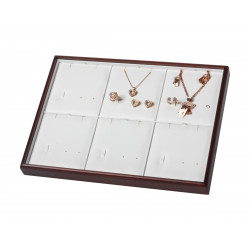 Tray for jewellery sets PR255A