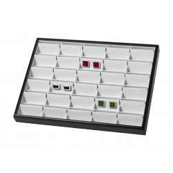Tray for brooches and cufflinks PR409A